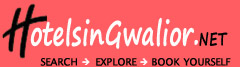 Hotels in Gwalior Logo